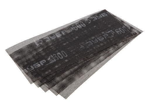 Абразивная сетка ЗУБР 35483-600, P600 115х280мм (5шт.)