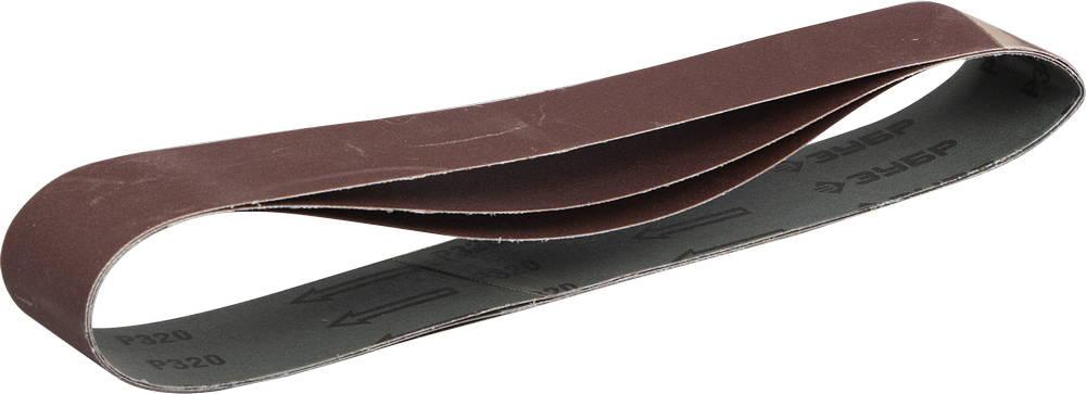 Лента шлиф. бесконечная ЗУБР 50х686мм p180 рулон абразивный archimedes p180 3000x280 мм