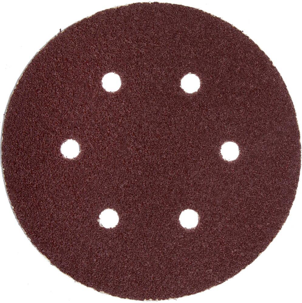 Цеплялка (для ЭШМ) ЗУБР 35566-150-080 цеплялка для эшм hammer flex 150 мм 6 отв р 40 5шт