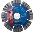 Круг алмазный ЗУБР 36658-105