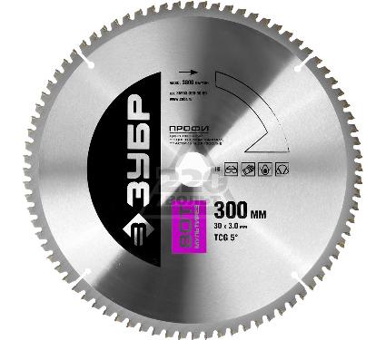 Диск пильный твердосплавный ЗУБР 36853-200-30-60