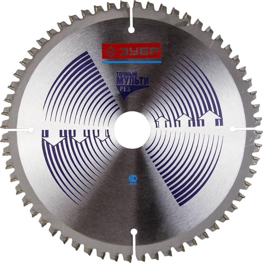 Диск пильный твердосплавный ЗУБР 36907-180-30-60 диск пильный твердосплавный зубр 36907 200 30 60