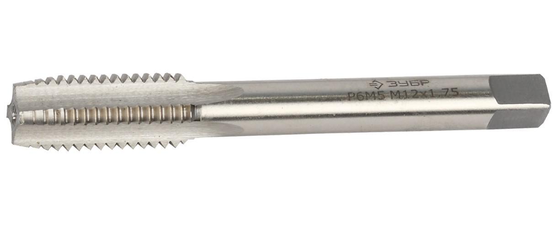 Метчик ЗУБР 4-28003-12-1.75 метчик для нарезки резьбы