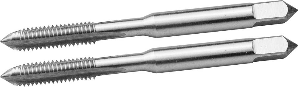 Набор метчиков ЗУБР 4-28007-06-0.75-h2 набор плашек и метчиков зубр эксперт 35 шт