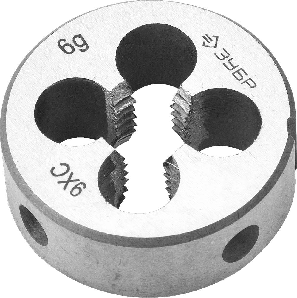 Плашка ЗУБР 4-28022-05-0.8