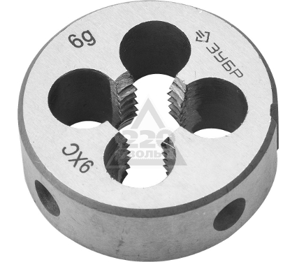 Плашка ЗУБР 4-28022-10-1.5