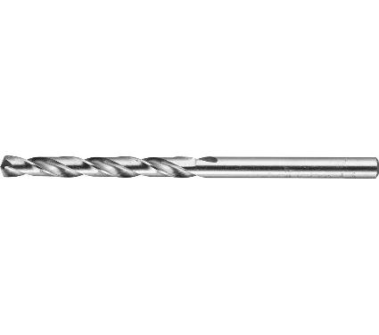 Сверло по металлу ЗУБР 4-29625-080-4.3-K2