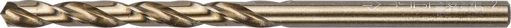 Сверло по металлу ЗУБР 4-29626-075-4.2 набор метчиков зубр 4 28006 06 0 75 h2