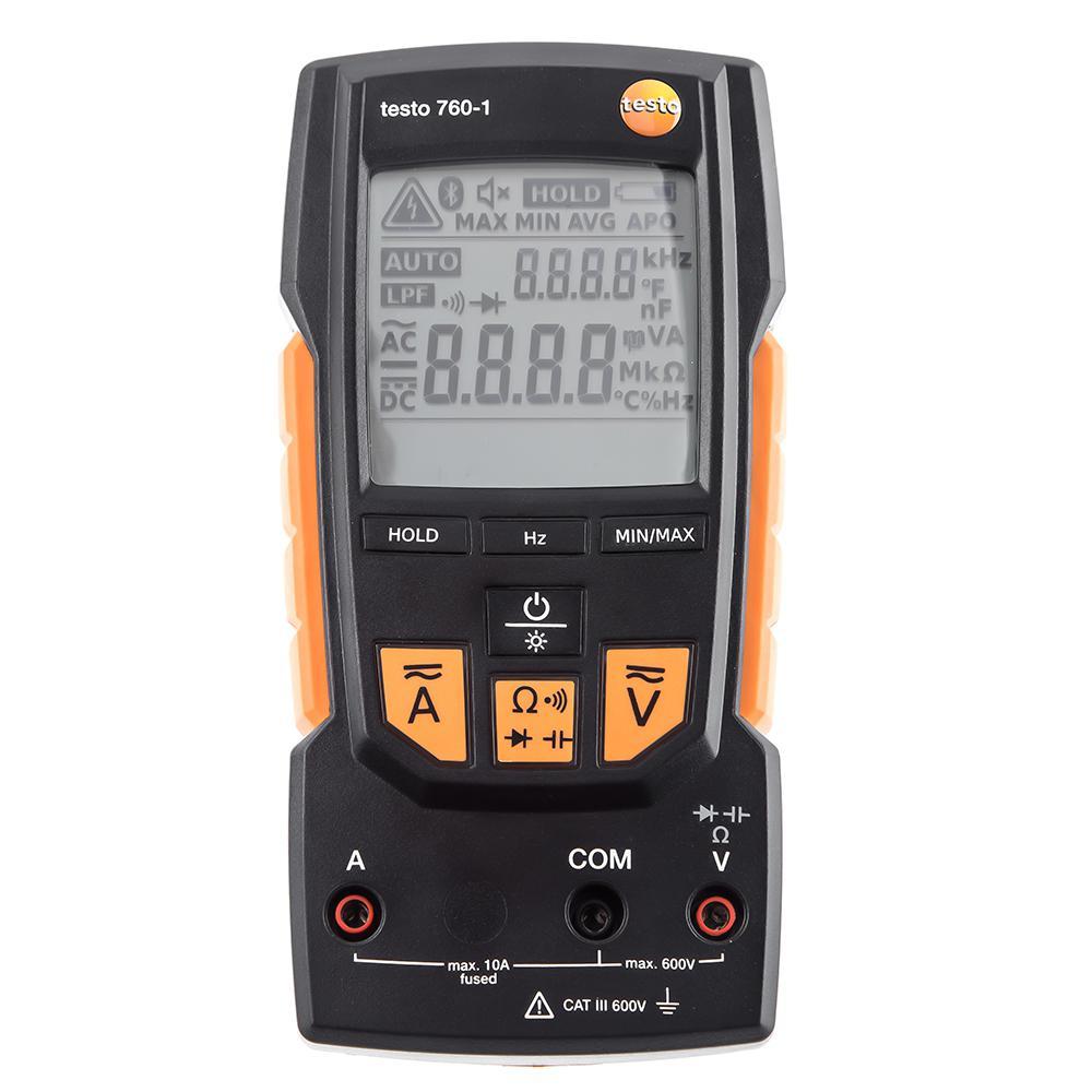 Мультиметр Testo 760-1 мультиметр testo 760 3