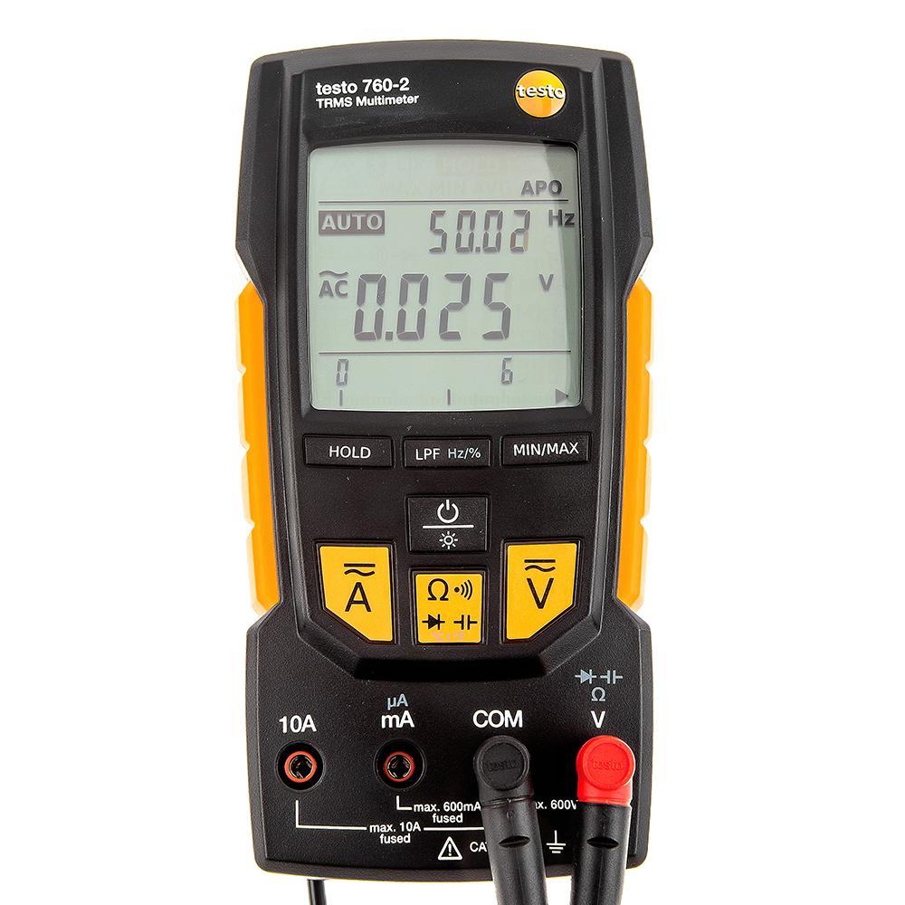 Мультиметр Testo 760-2 мультиметр testo 760 3