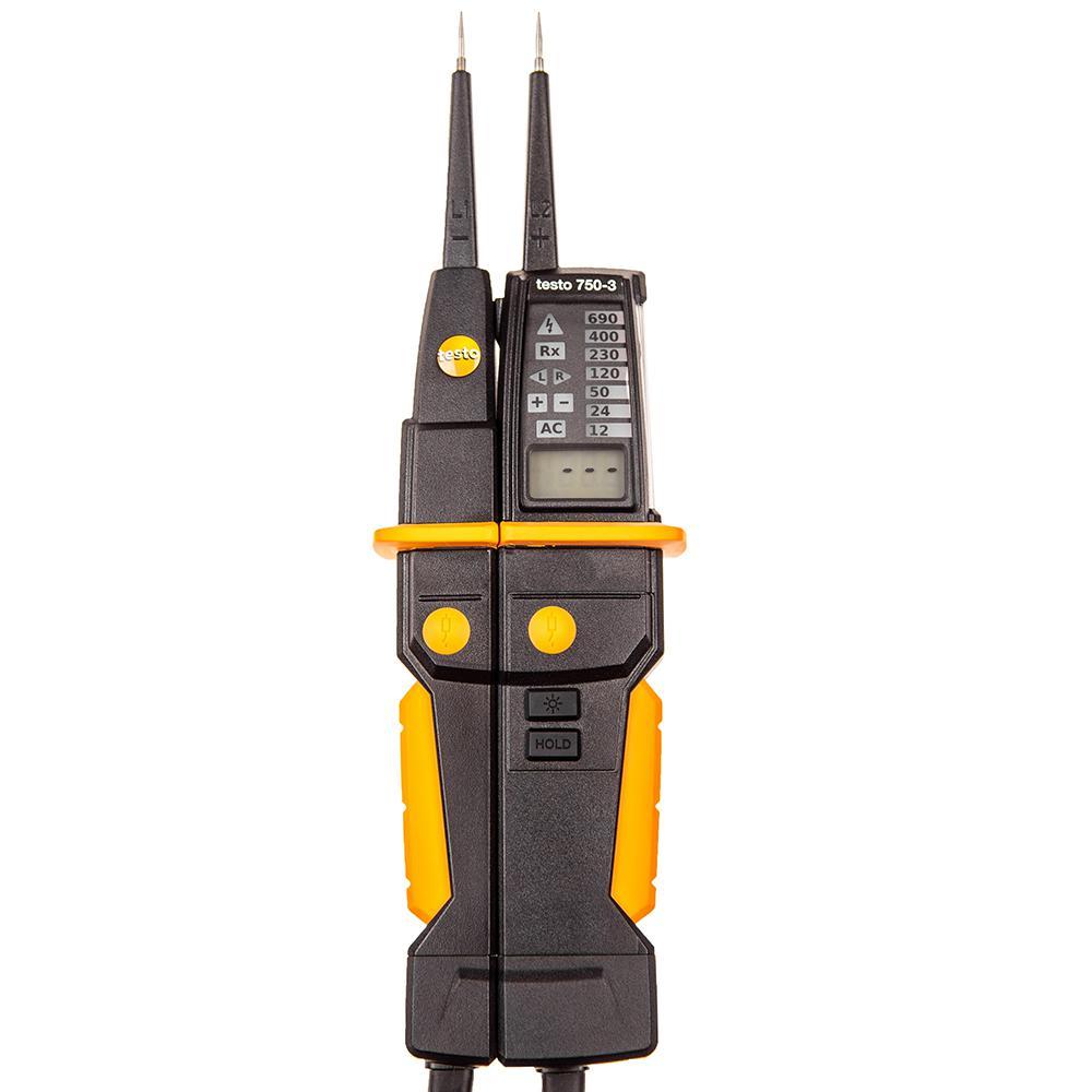 Тестер Testo 750-3 мультиметр testo 760 3
