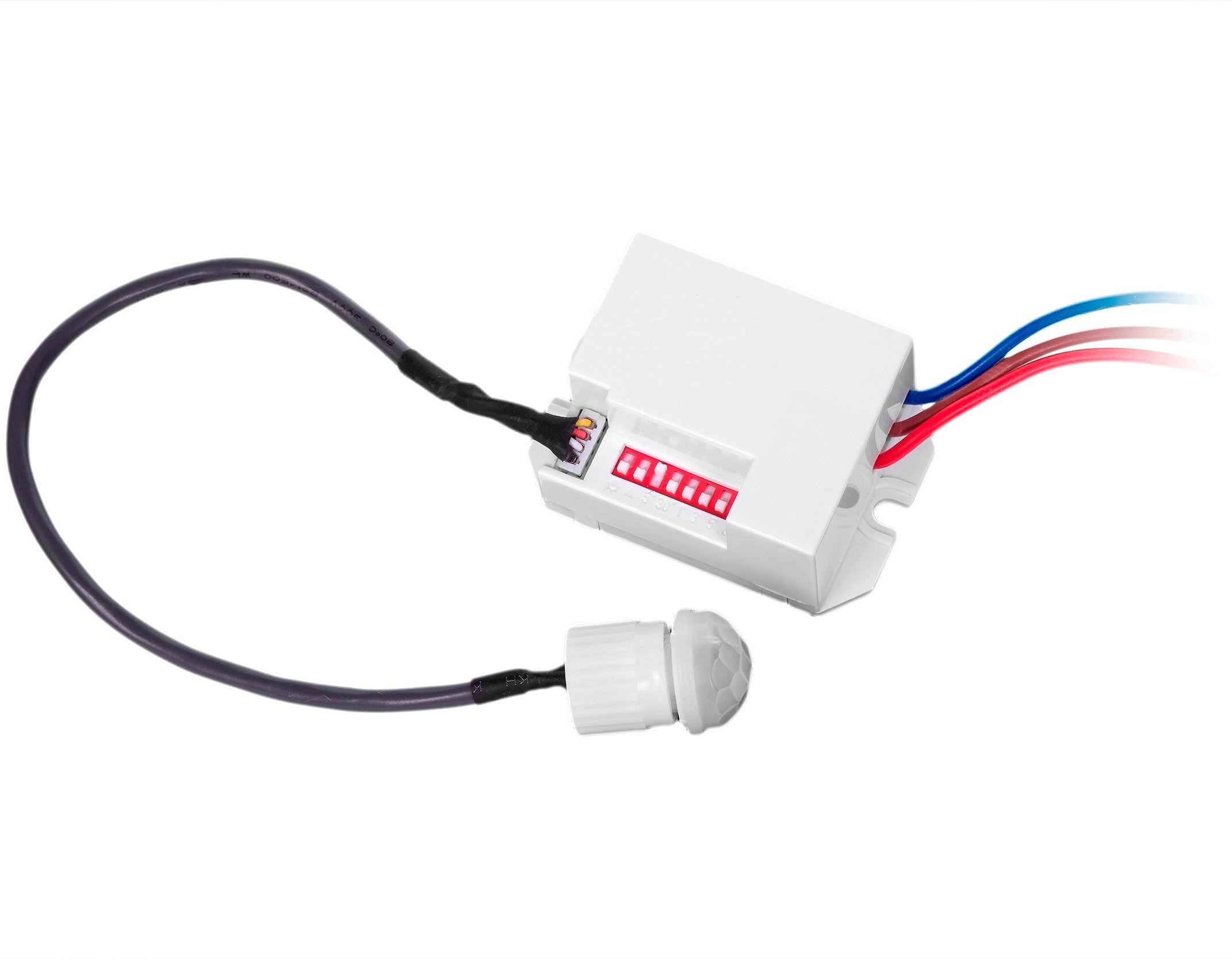 Датчик движения Rev ritter Ddv-3 датчик движения rev ritter ddv 2 r63 28511 3 white