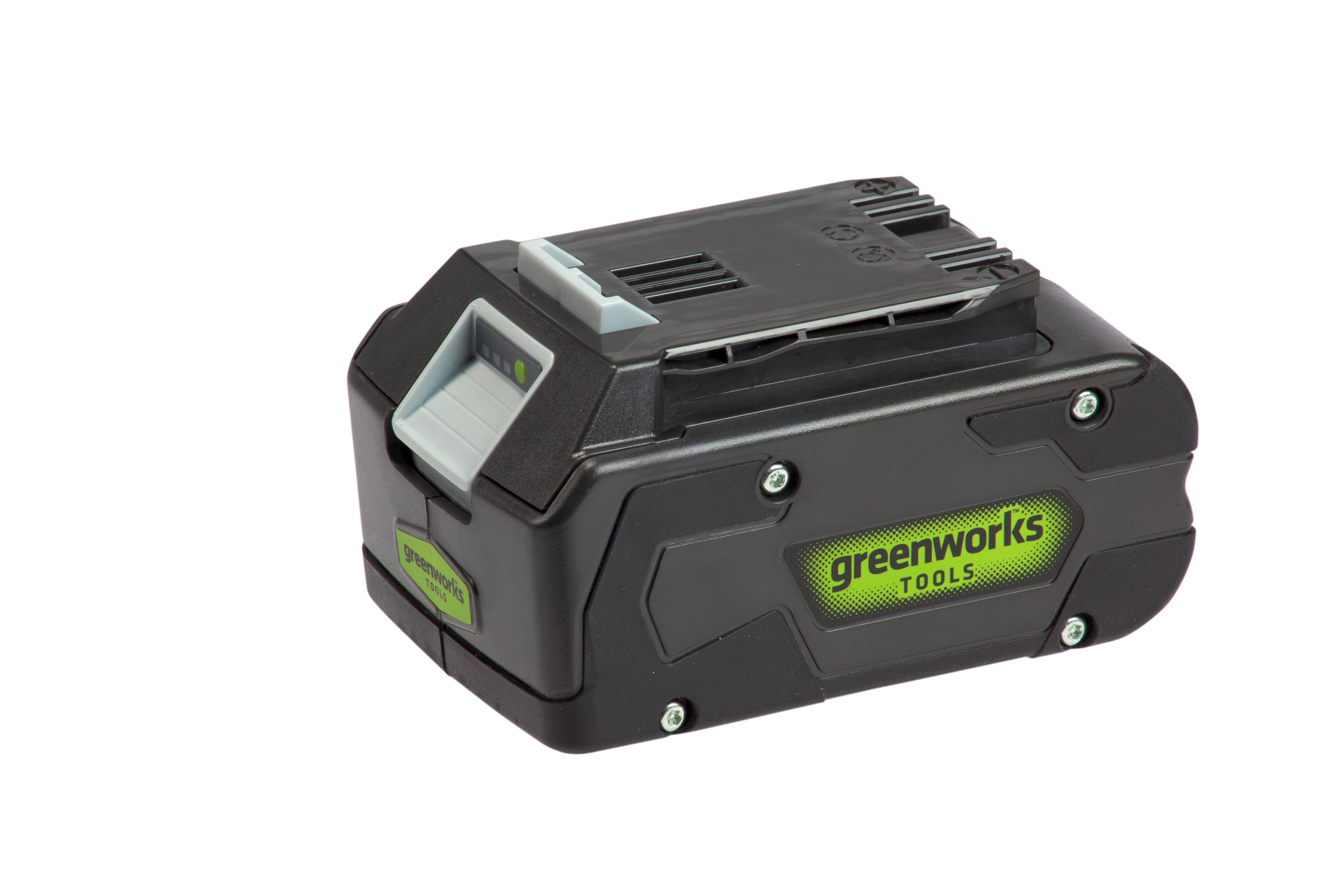 Аккумулятор Greenworks G24b4 (2902807) БЕЗ ЗУ