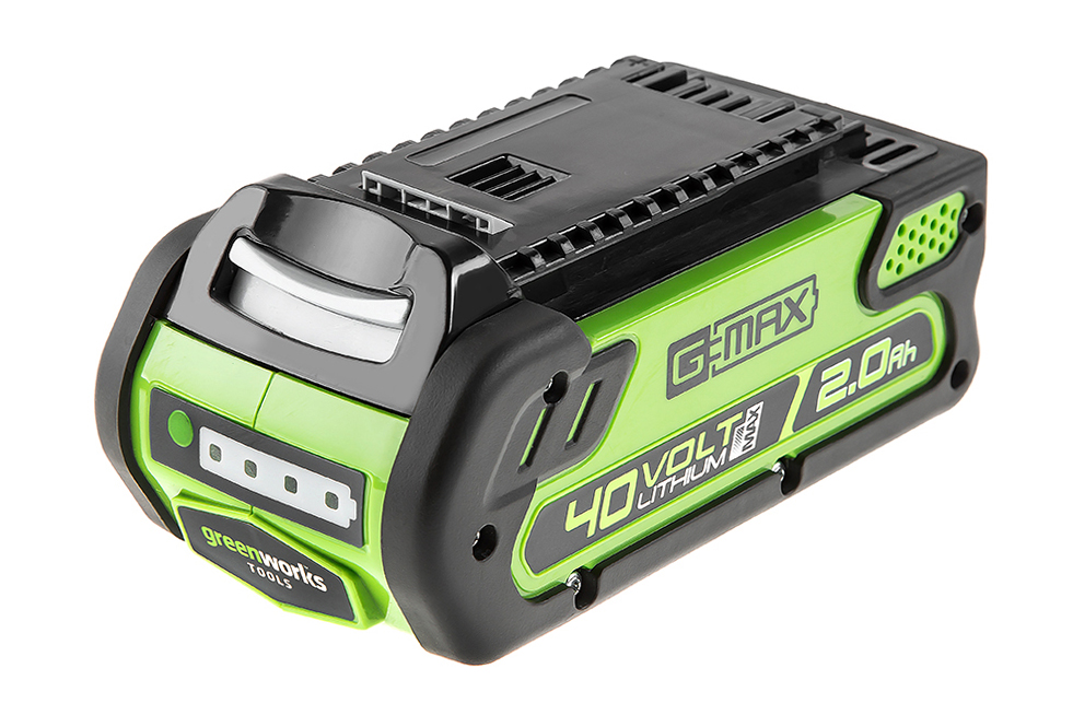 Аккумулятор Greenworks G40b2 (29717) БЕЗ ЗУ аккумулятор greenworks g40b2