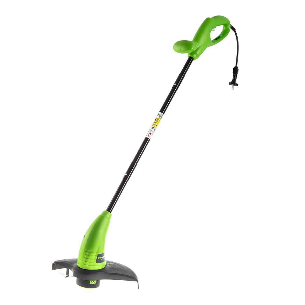 Электрический триммер Greenworks Gst2830 (21117) триммер greenworks 280 w gst 2830 21117