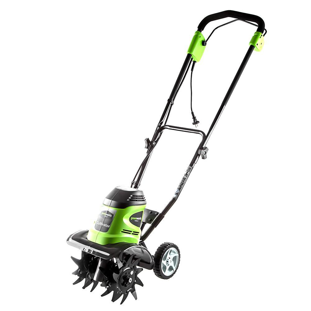 Культиватор Greenworks Gtl9526 (27017)