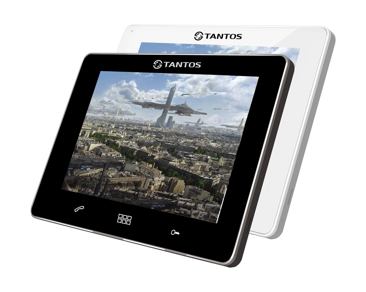 Монитор видеодомофона Tantos Stark (white) цены онлайн