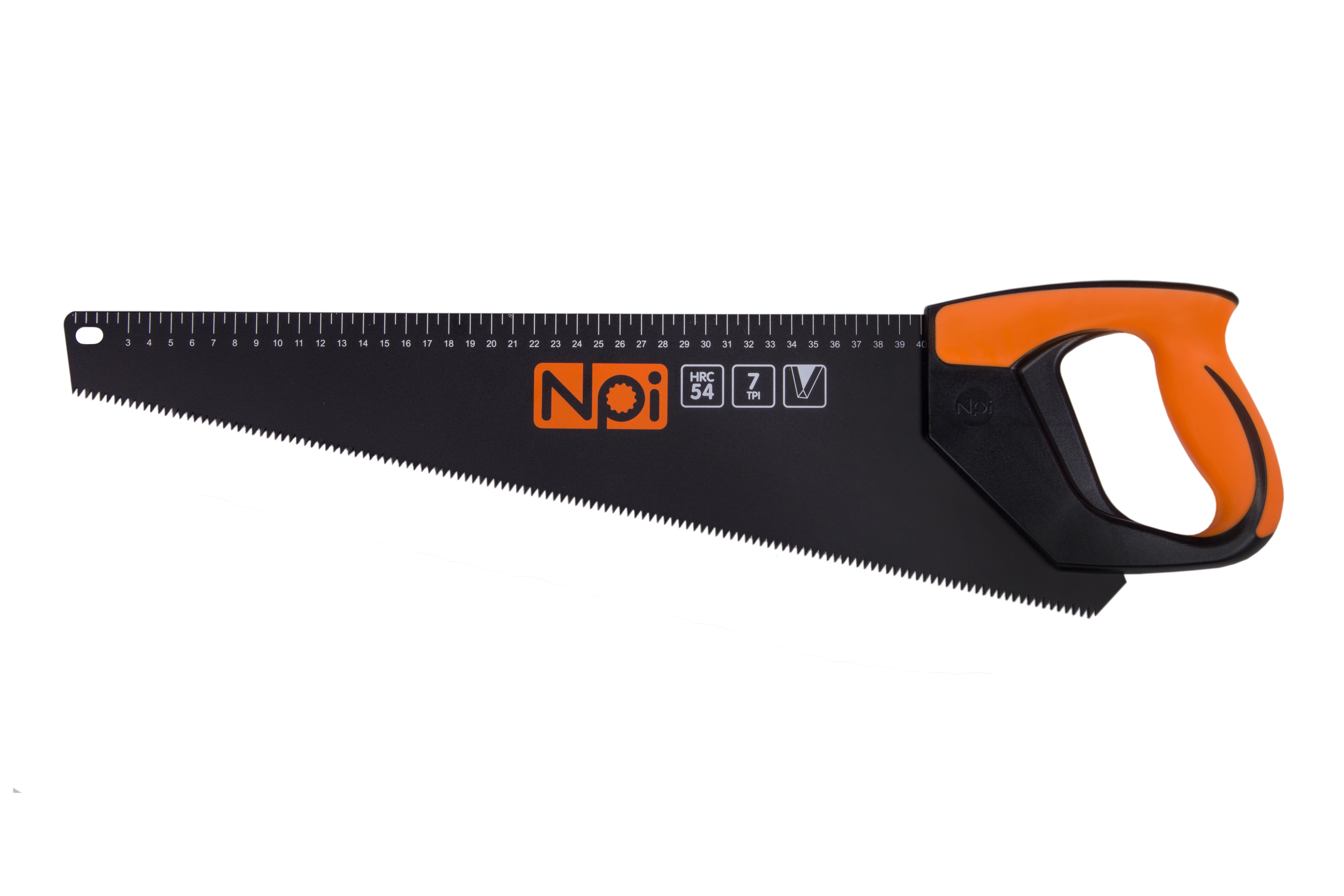 все цены на Ножовка Npi 50051 7tpi онлайн