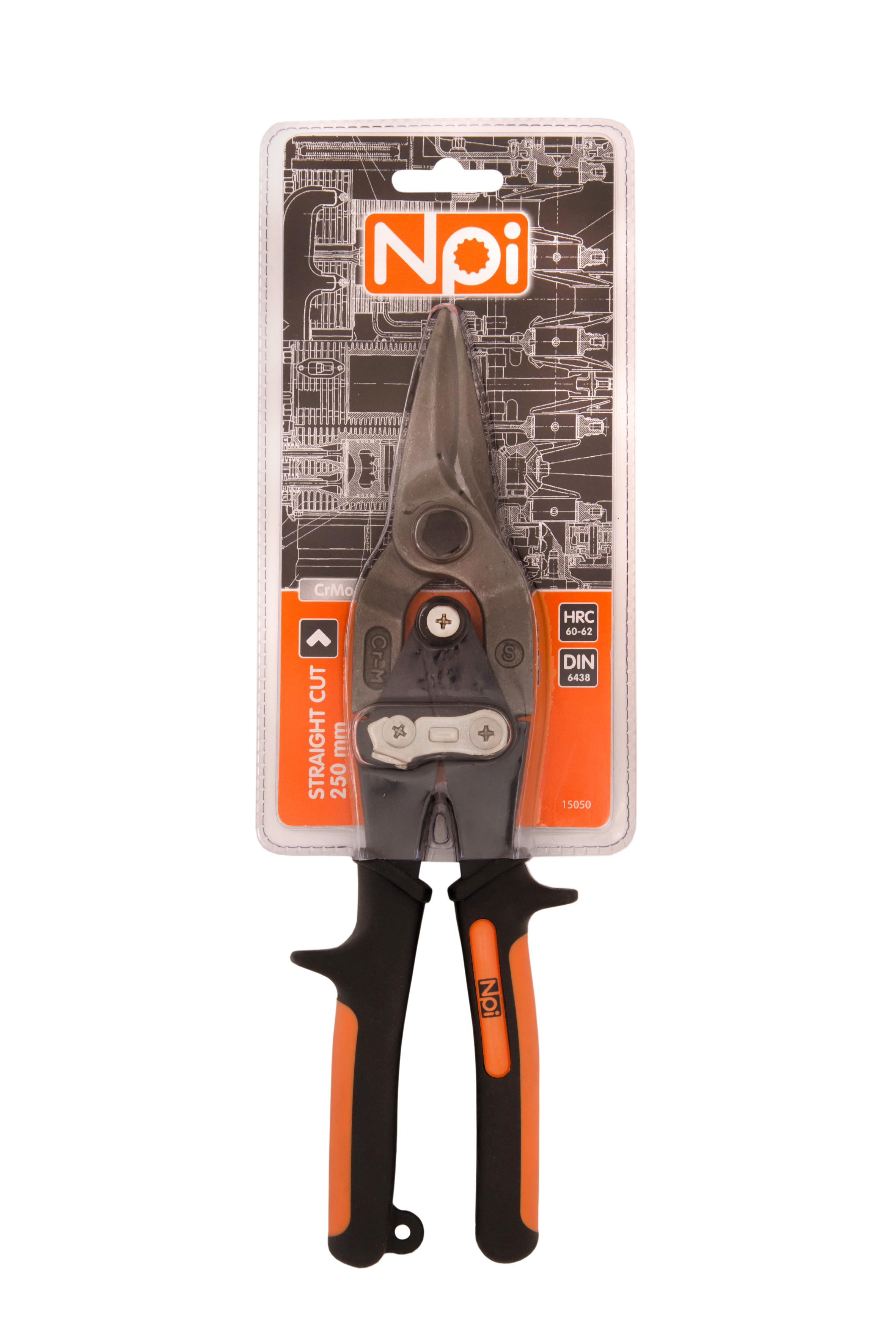 Ножницы по металлу Npi 15050