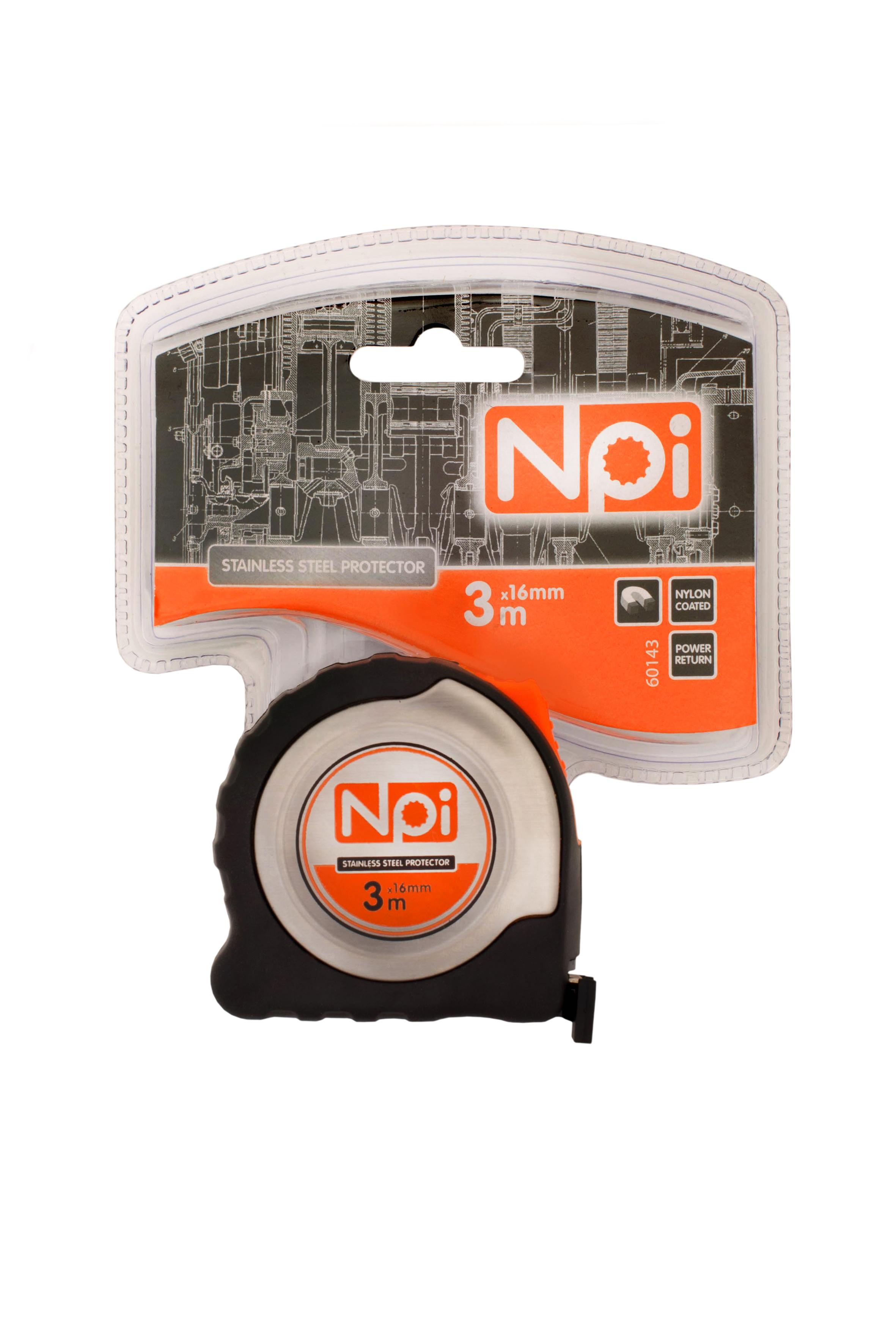 Рулетка Npi 60143 laete 60143 1