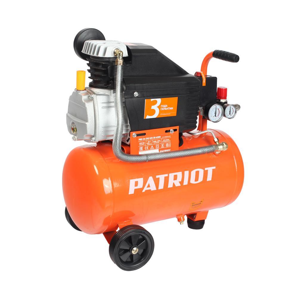 Компрессор Patriot Pro 24 -210
