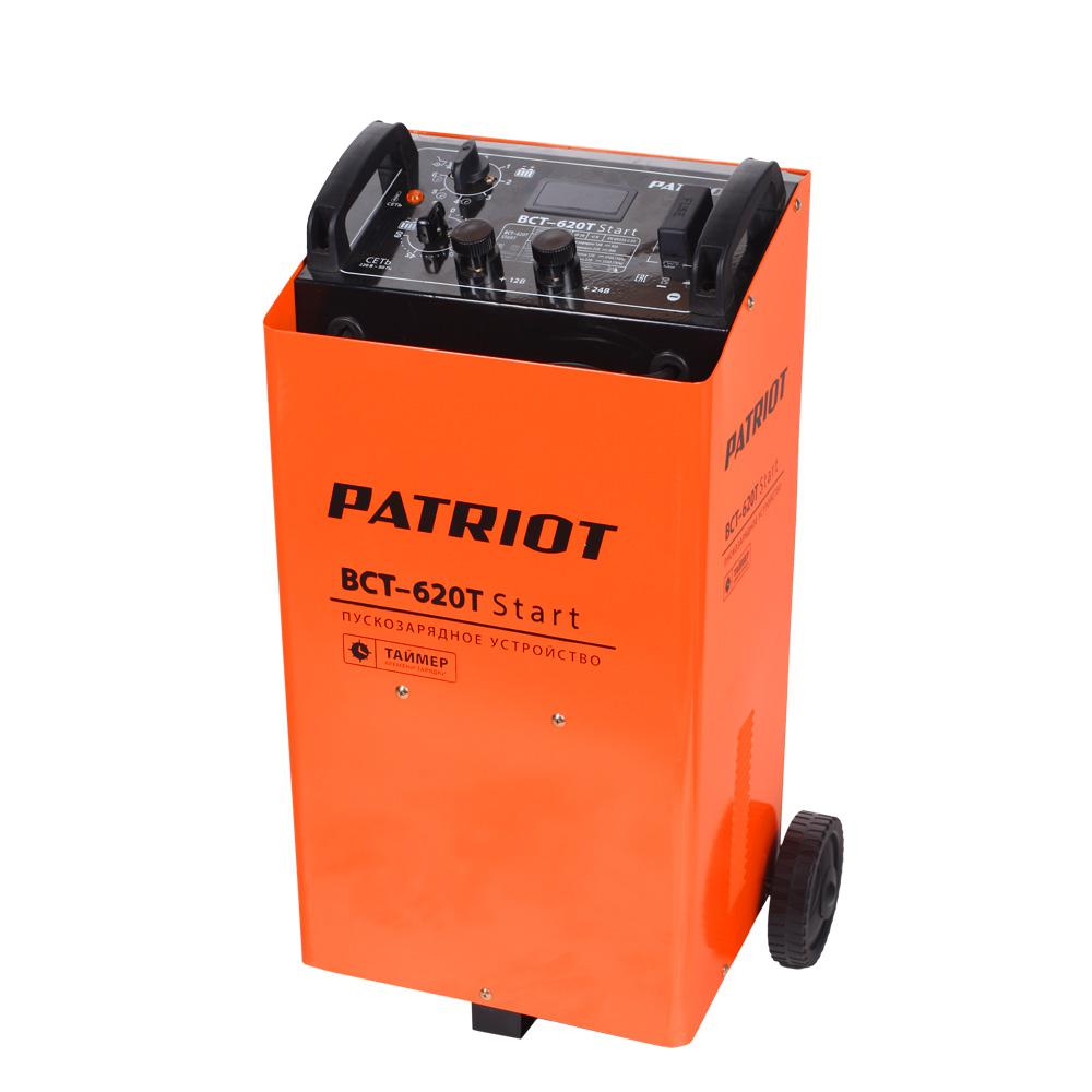 цены на Устройство пуско-зарядное Patriot Bct-620t start  в интернет-магазинах
