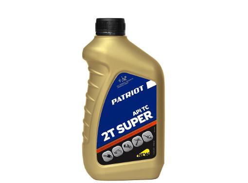 Масло моторное PATRIOT SUPER ACTIVE 2T