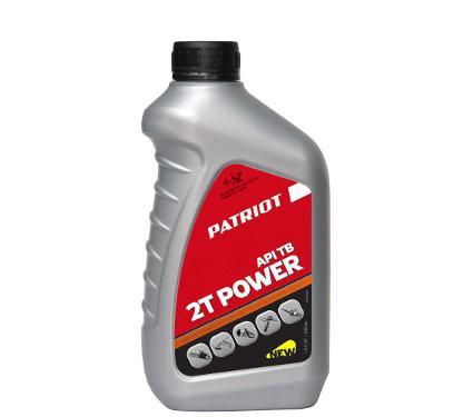 Масло моторное PATRIOT POWER ACTIVE 2T