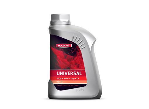 Масло моторное MAXCUT 2T UNIVERSAL