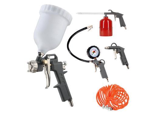 Набор пневмоинструмента PATRIOT KIT 5A