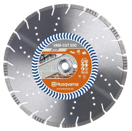 Круг алмазный Husqvarna Vari-cut 350-25.4 (5865955-02) husqvarna k 3000 cut n break б у