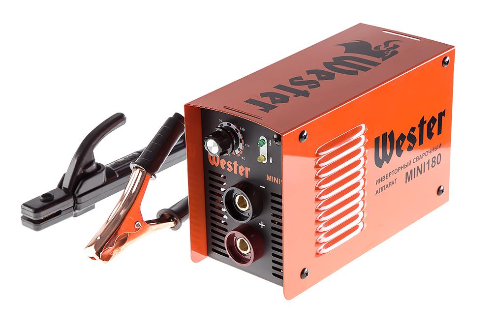 Сварочный аппарат Wester Mini180