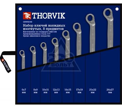 Набор ключей THORVIK ORWS008 (6 - 27 мм)