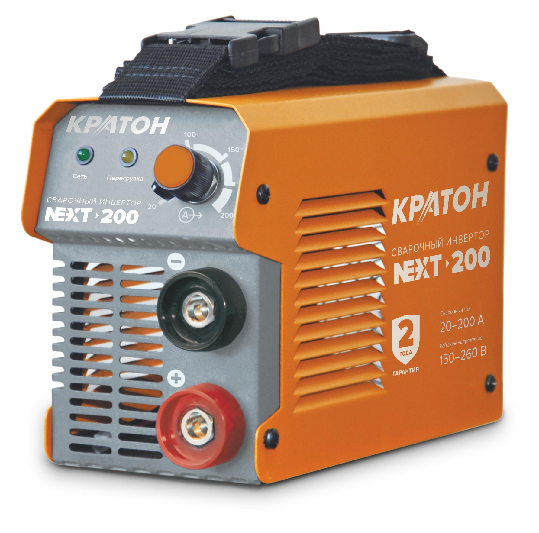 Инвертор КРАТОН Next-200 кратон next 160