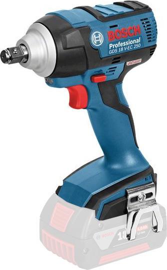 Гайковерт аккумуляторный Bosch Gds 18 v-ec 250 (0.601.9d8.102)