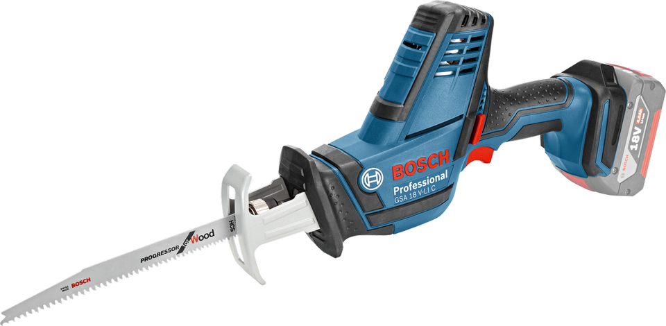 Ножовка Bosch Gsa 18 v-li c (0.601.6a5.001) дрель шуруповерт bosch gsr 10 8 2 li сабельная ножовка gsa 10 8 v li фонарь gli power led 0615990g02