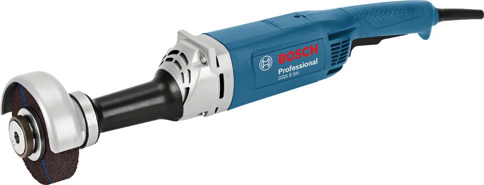 Машинка шлифовальная прямая Bosch Ggs 8 sh (0.601.214.300)