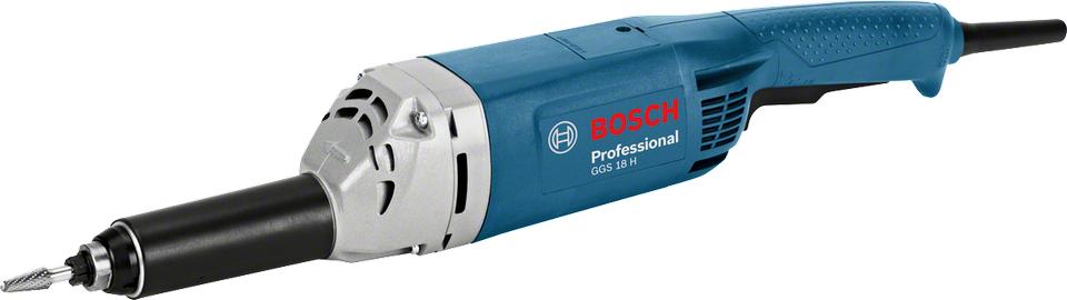 Машинка шлифовальная прямая Bosch Ggs 18 h (0.601.209.200) акк прямая шлифмашина bosch ggs 18 v li 0 601 9b5 304