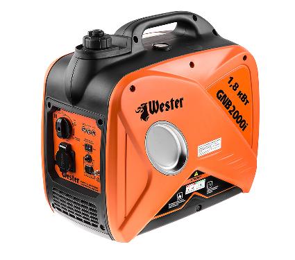 Купить Генератор WESTER GNB2000i, генераторы (электростанции)
