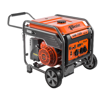 Купить Генератор WESTER GNB7500i, генераторы (электростанции)