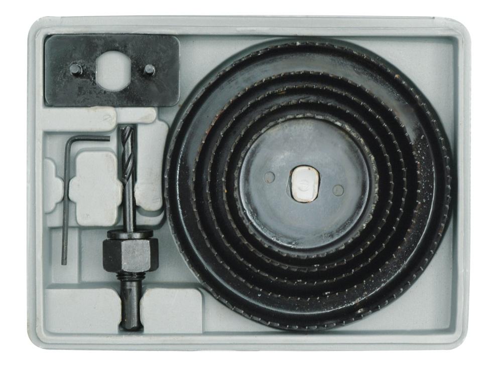 Набор коронок Vorel 22571 набор ключей vorel 56478