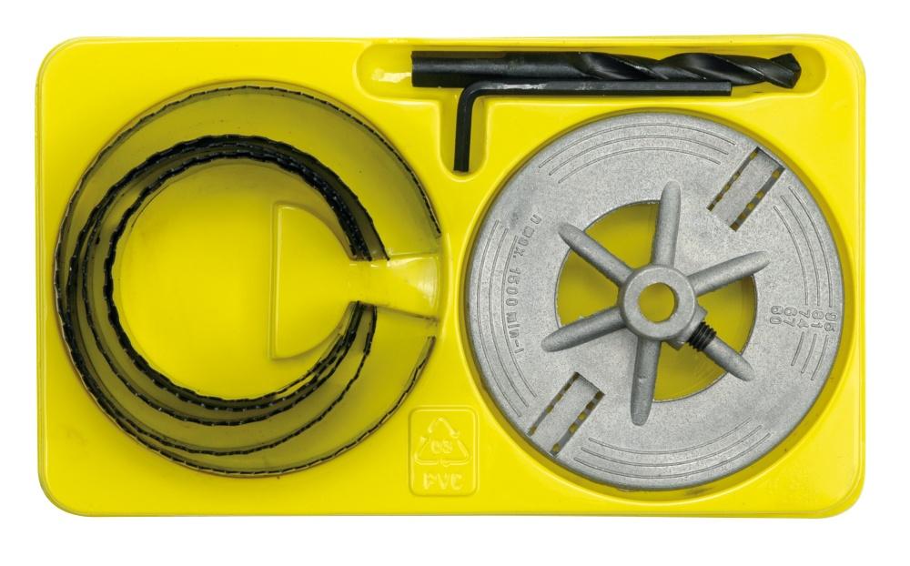 Набор коронок Vorel 28725 набор ключей vorel 56478