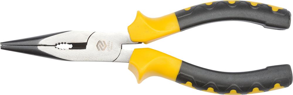 Плоскогубцы Vorel 40044 ключ торцевой vorel l типа 17мм