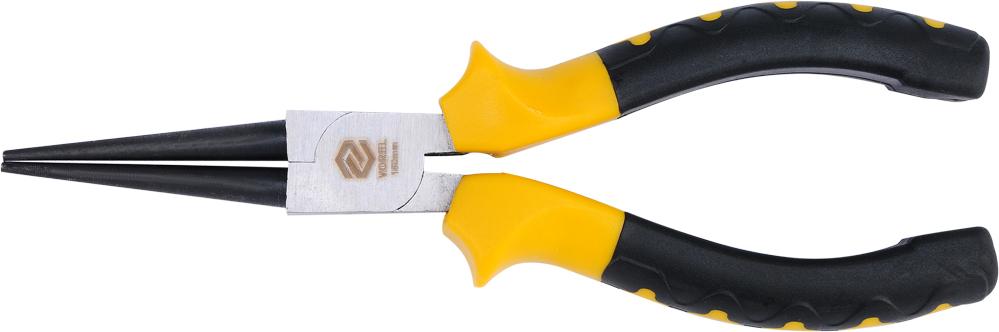 Круглогубцы Vorel 40054 ключ торцевой vorel l типа 17мм