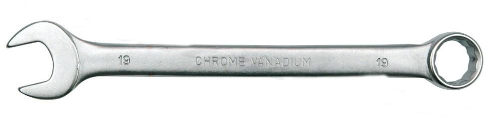 Ключ Vorel 51675 (10 мм) ключ рожковый vorel 14х15мм