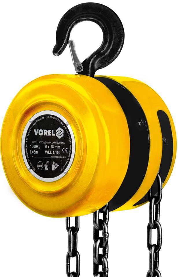 Таль механическая Vorel 80751