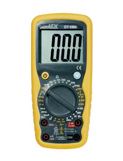 Мультиметр Cem Dt-9908 мультиметр cem dt 932n цифровой true rms