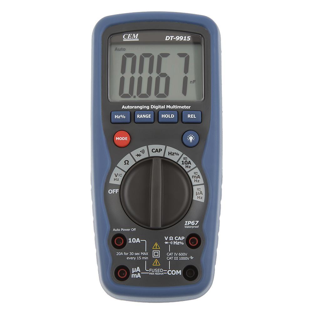 Мультиметр Cem Dt-9915 цена