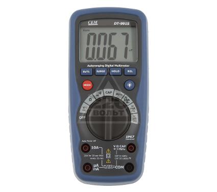 Мультиметр CEM DT-9915