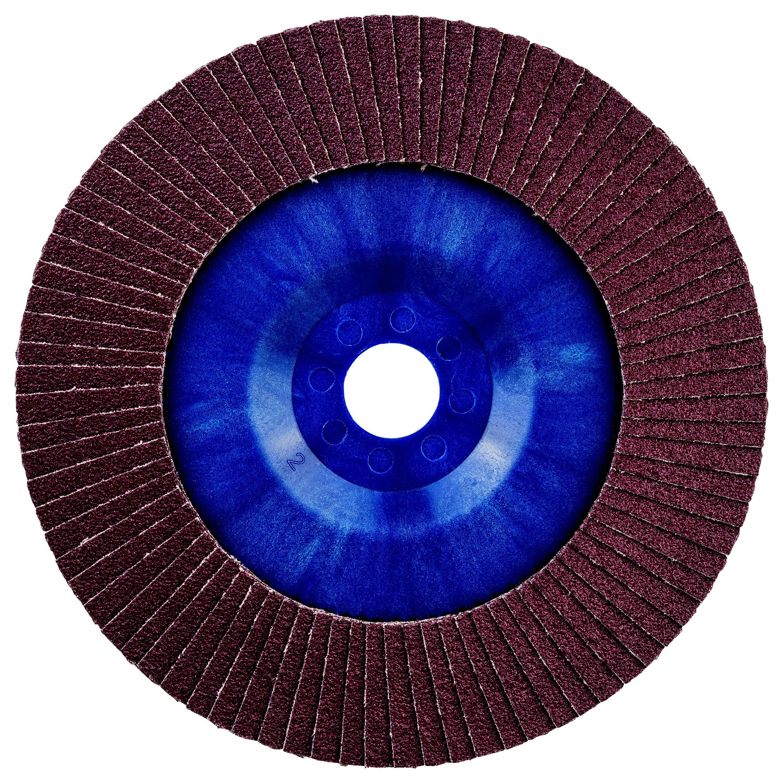 Круг Лепестковый Торцевой (КЛТ) Bosch 2608601278 круг лепестковый торцевой клт hammer flex клт 180 х 22 р 40 40шт
